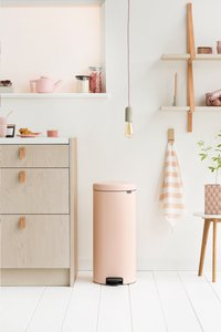 Brabantia Pedaalemmer newIcon Clay Pink 30 l-Afbeelding 2