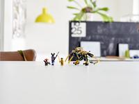 LEGO Ninjago 70666 Le dragon d'or-Image 3