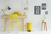 Brabantia Pedaalemmer newIcon Daisy Yellow 12 l-Afbeelding 2