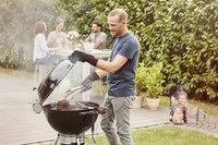 Weber Houtskoolbarbecue Master-Touch GBS Premium E-5770 zwart-Afbeelding 4