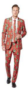 SuitMeister Déguisement Christmas Tree hommes-Avant