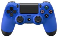 PS4 Wireless DualShock 4 manette bleu