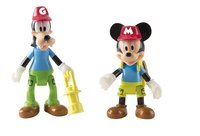 Figuur Mickey Mouse Clubhouse Mickey & Goofy Outdoor Adventure