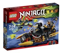 LEGO Ninjago 70733 La moto multi-missiles