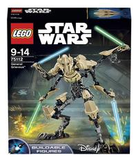 LEGO Star Wars 75112 General Grievous-Vooraanzicht