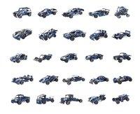 Meccano Super Car 25 modèles-Détail de l'article