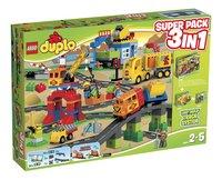 LEGO DUPLO 66524 Cargo Train Super Pack 3-in-1
