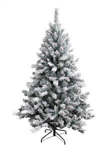 Kerstboom besneeuwd 225 cm