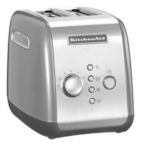 KitchenAid Broodrooster 5KMT221ECU contour silver-commercieel beeld