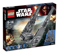 LEGO Star Wars 75104 Kylo Ren's Command Shuttle-Linkerzijde