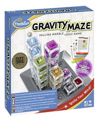 Gravity Maze-Côté gauche