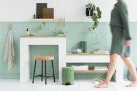 Brabantia Poubelle à pédale newIcon moss green 5 l-Image 3