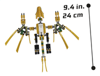 LEGO Ninjago 70666 Le dragon d'or-Détail de l'article