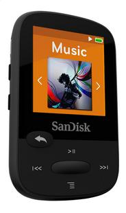 SanDisk mp3-speler Sansa Clip Sport 8 GB zwart-Linkerzijde