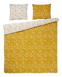 Day Dream Dekbedovertrek Florieke geel katoen 140 x 220 cm-Vooraanzicht