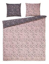 Day Dream Dekbedovertrek Florieke roze katoen 240 x 220 cm-Vooraanzicht