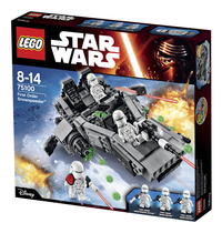 LEGO Star Wars 75100 First Order Snowspeeder-Rechterzijde