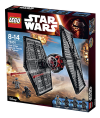 LEGO Star Wars 75101 First Order Special Forces TIE fighter-Côté droit