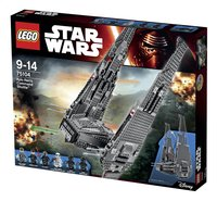 LEGO Star Wars 75104 Kylo Ren's Command Shuttle-Côté droit