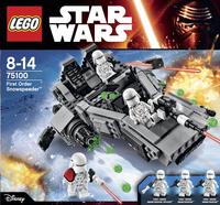 LEGO Star Wars 75100 First Order Snowspeeder-Artikeldetail