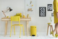 Brabantia Pedaalemmer newIcon Daisy Yellow 12 l-Afbeelding 3