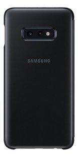 Samsung foliocover Clear View Cover voor Galaxy S10e zwart-Achteraanzicht