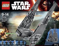 LEGO Star Wars 75104 Kylo Ren's Command Shuttle-Détail de l'article