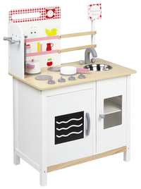DreamLand Houten keukentje-Linkerzijde
