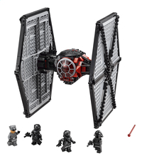 LEGO Star Wars 75101 First Order Special Forces TIE fighter-Avant