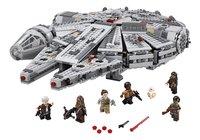 LEGO Star Wars 75105 Millennium Falcon-Vooraanzicht