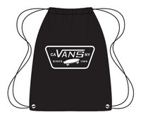 Vans sac de gymnastique League Bench Black/White