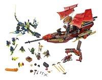 LEGO Ninjago 70738 L'ultime QG des ninjas-Avant