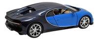 Welly auto Bugatti Chiron-Linkerzijde