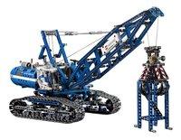 LEGO Technic 42042 Rupsbandkraan-Vooraanzicht