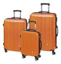 Check.In Set de valises rigides London Special Spinner orange