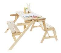 Kinderpicknicktafel / Bank Elli