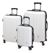 Check.In Set de valises rigides London Special Spinner white