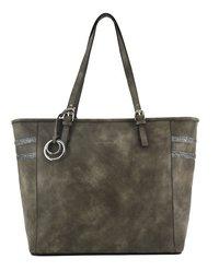 Francinel sac à bandoulière taupe