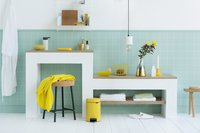 Brabantia Pedaalemmer newIcon Daisy Yellow 3 l-Afbeelding 3