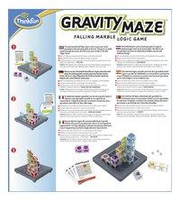 Gravity Maze-Arrière