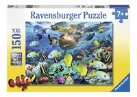 Ravensburger XXL puzzel Onderwaterparadijs-Vooraanzicht