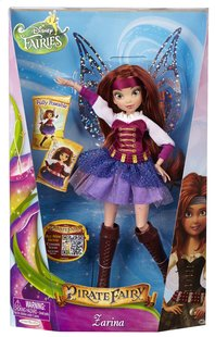 Disney Fairies mannequinpop Pirate Fairy Deluxe Fashion Doll Zarina-Vooraanzicht