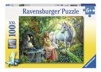 Ravensburger puzzle XXL Princesse et licorne