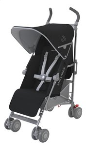 Maclaren Buggy Quest 2016 black/silver