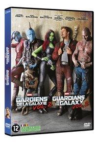 DVD Les Gardiens de la galaxie 2