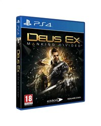 PS4 Deus Ex Mankind Divided Day One Edition ENG/FR
