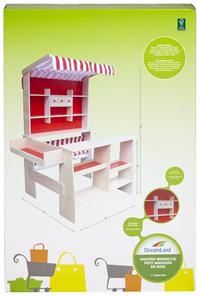 DreamLand Petit magasin en bois-Avant