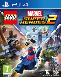 PS4 LEGO Marvel Super Heroes 2 FR/ANG
