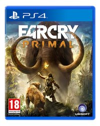 PS4 Far Cry Primal FR/ANG
