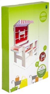 DreamLand Petit magasin en bois-Côté gauche